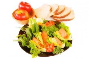 sebze-tabağı-diyet-tabağı-protein-diyeti