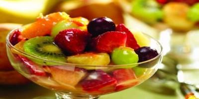 Meyve Diyeti Listesi